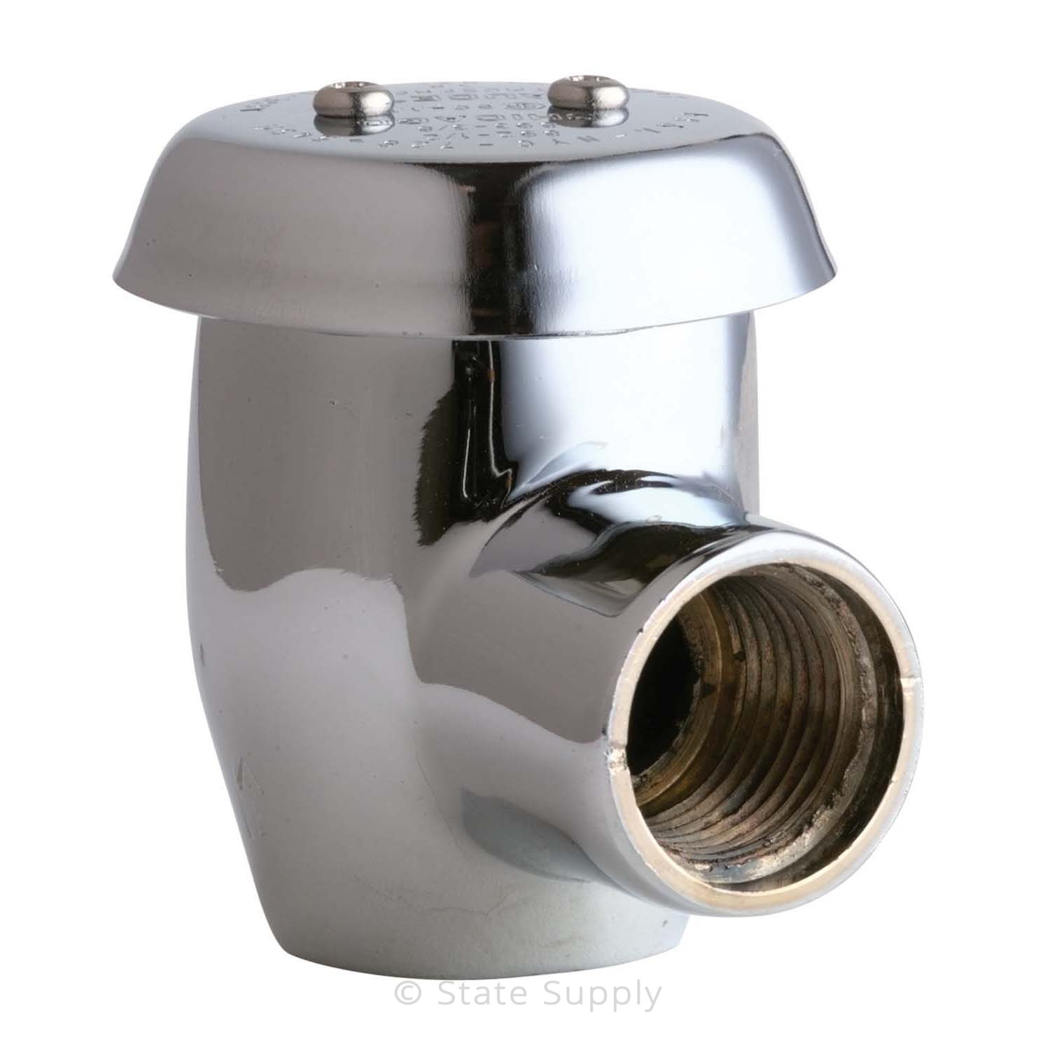 chicago faucets 892 abcp 1 2 angle pattern vacuum breaker