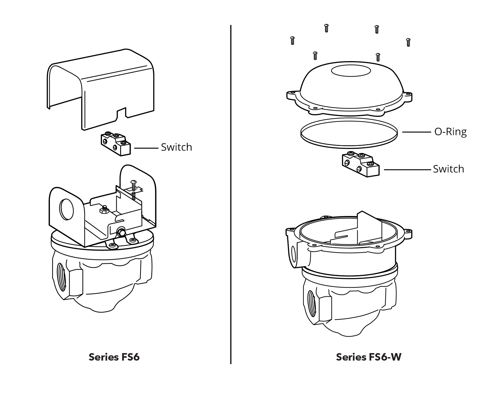 Mcdonnell Flow Switch Fs4 3 Instructions