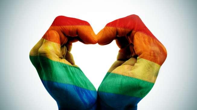 Ilustrasi LGBT. (Shutterstock)