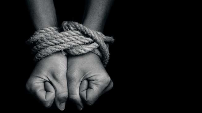 Ilustrasi kekerasan seksual (Shutterstock).