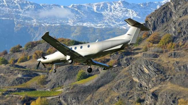 Pesawat jenis pilatus [shutterstock]