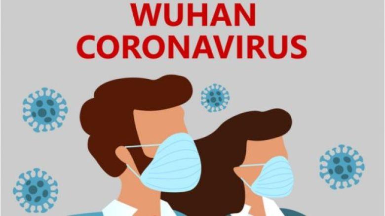 Virus Corona yang mewabah di Wuhan, China. (Shutterstock)