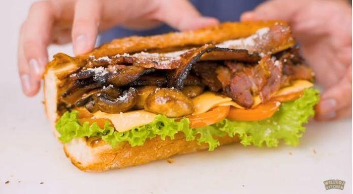 Bukan Prank Ini Resep Duplikasi Sandwich Ala Subway Dari William Gozali