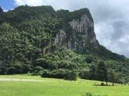Limestone klippor