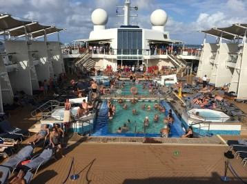 Poolliv på båten