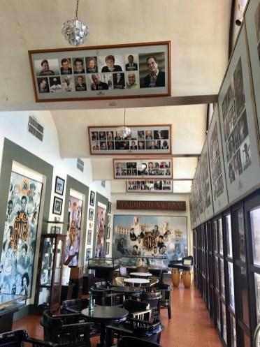 Hall of Fame - Hotel Nacional