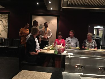 Japanska restaurangen
