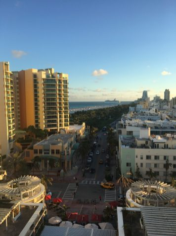 Utsikt i Miami