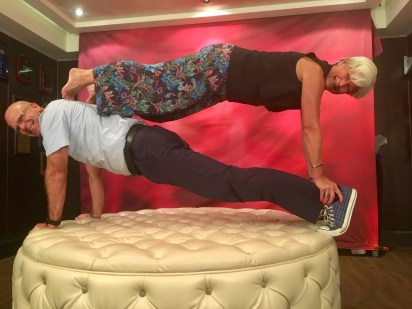 Double plank inside the ship