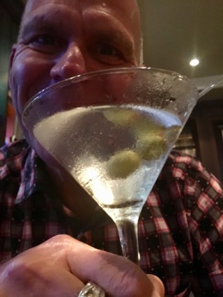 Dry Martini - Yes!