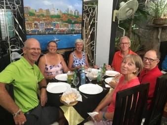 Lunchtime på La Casa