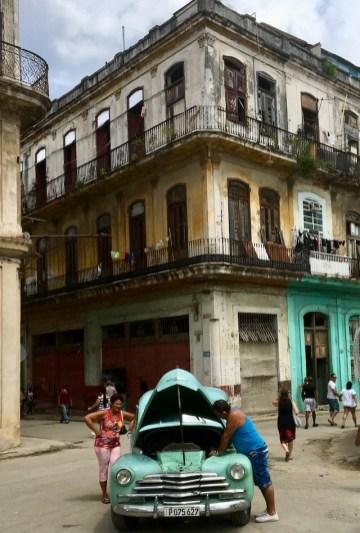 Vardag i Havanna