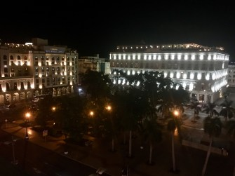 Havanna by night