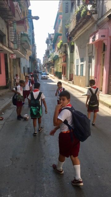 Vår gata San Rafael