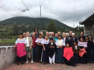 Lunch med Otavalofamilj