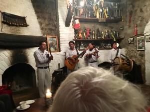 Musikstund i Otavalo