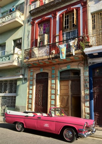 Grannhuset i Havanna