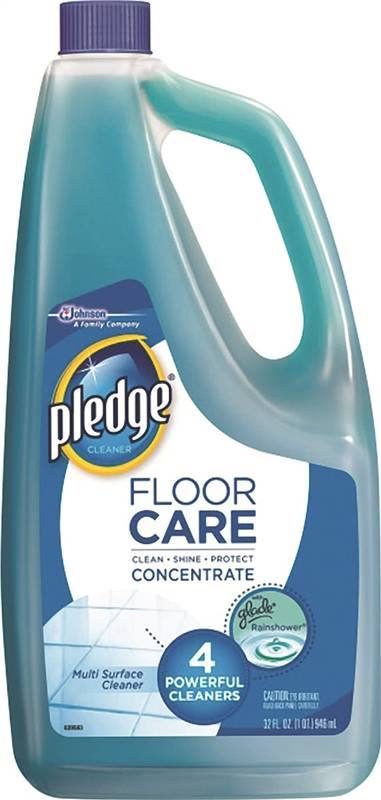 32 ounce pledge armstrong no rinse floor cleaner