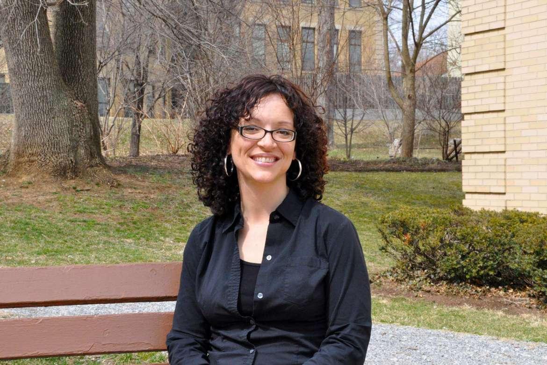 Shepherd University Amy Garzon Hampton Receives
