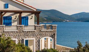 Dvosoban stan, 100m2 – Lustica, Lustica Bay