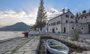 Kameni palac sa pontom –  Kotor