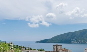 Two bedroom apartment with sea view – Herceg Novi, Topla 2