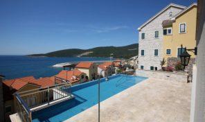 Tivat, Luštica Bay – jednosoban stan s velikom terasom i bazenom, 86m2