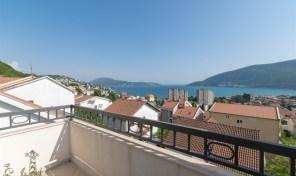 Prodaja – Trosoban stan u novogradnji sa panoramskim pogledom – Igalo, Herceg Novi