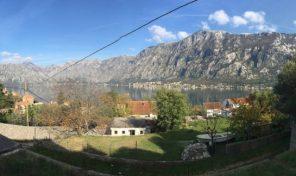 Urbanizovani plac na atraktivnoj lokaciji – Prcanj, Kotor
