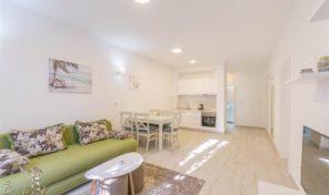 Izdavanje stanova –Luksuzno opremljen stan na obali mora – Herceg Novi, Djenovici
