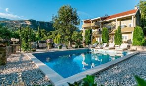 Luxurious villa with pool – Podi, Herceg Novi
