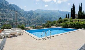 Dvosoban stan sa panoramskim pogledom – Kotor