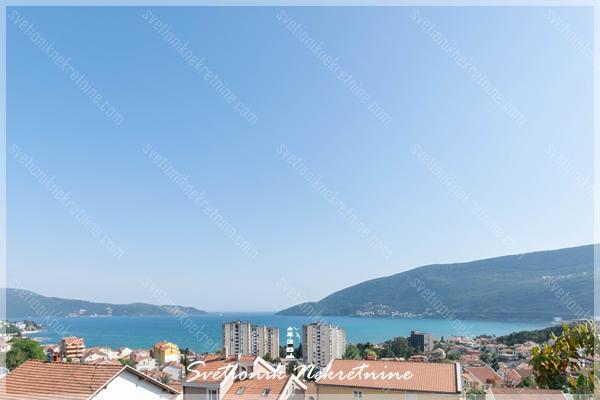Prodaja stanova Herceg Novi - Trosoban stan u novogradnji sa panoramskim pogledom,Igalo