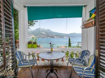 Jednosoban stan sa panoramskim pogledom na more
