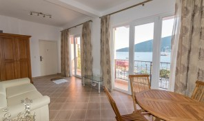 One bedroom apartment on the first line to the sea – Herceg Novi