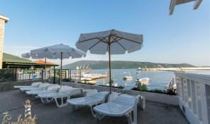 Deo kuce sa terasom u moru – Meljine, Herceg Novi