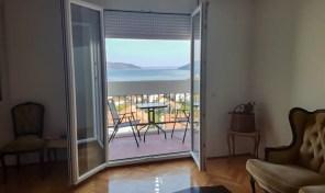 Jednosoban stan sa panoramskim pogledom na more – Igalo, Herceg Novi