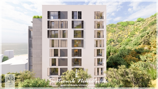 Prodaja stanova Budva Visokokvalitetni stanovi u izgradnji Rafailovici