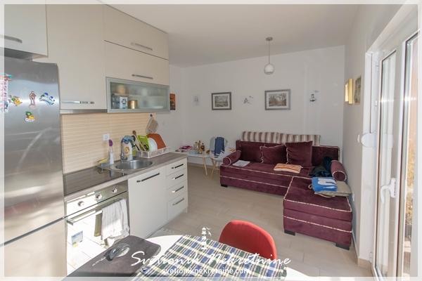 Jednosoban stan u novogradnji Baosici Herceg Novi