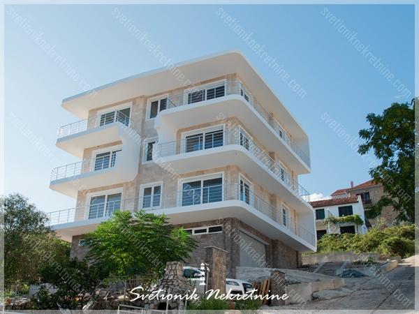 Prodaja stanova Tivat – Luksuzni stanovi u novogradnji sa panoramskim pogledom na more, Krasici