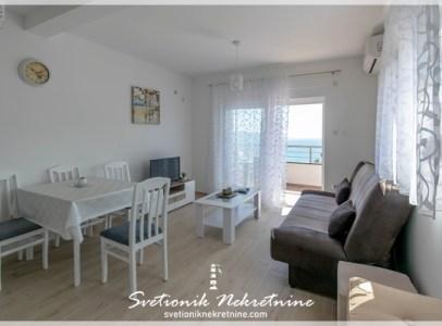 Prodaja stanova Herceg Novi - Dvosoban stan u novogradnji sa pogledom na more, Igalo