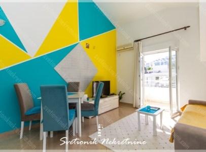 Prodaja stanova hercegnovska rivijera - Jednosoban stan u neposrednoj blizini mora, Djenovici