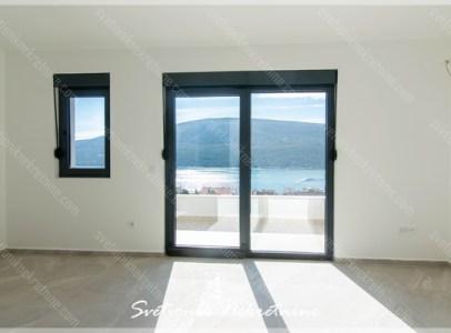 Stanovi u novogradnji sa prelepim pogledom na more - Djenovici, Herceg Novi