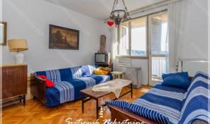 Jednosoban stan sa prelepim pogledom na more – Savina, Herceg Novi