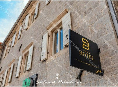 Hoteli na Hercegnovskoj Rivijeri - Hotel sa 4 zvezdice na obali mora, Kamenari