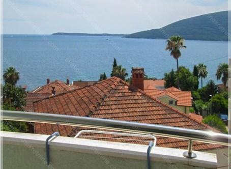 Prodaja stanova Herceg Novi - Jednosoban stan sa prelepim pogledom na more, Savina