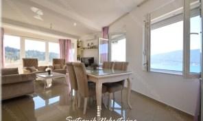 Dvosoban namesten stan sa prelepim pogledom na more – Topla 3, Herceg Novi
