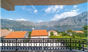 Moderni stanovi u novogradnji sa lepim pogledom na more – Prcanj, Kotor