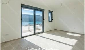 Stan u novogradnji sa prelepim pogledom na more – Djenovici, Herceg Novi