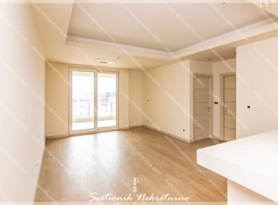 Prodaja stanova Budva - Dvosoban stan sa pogledom na more, Rozino